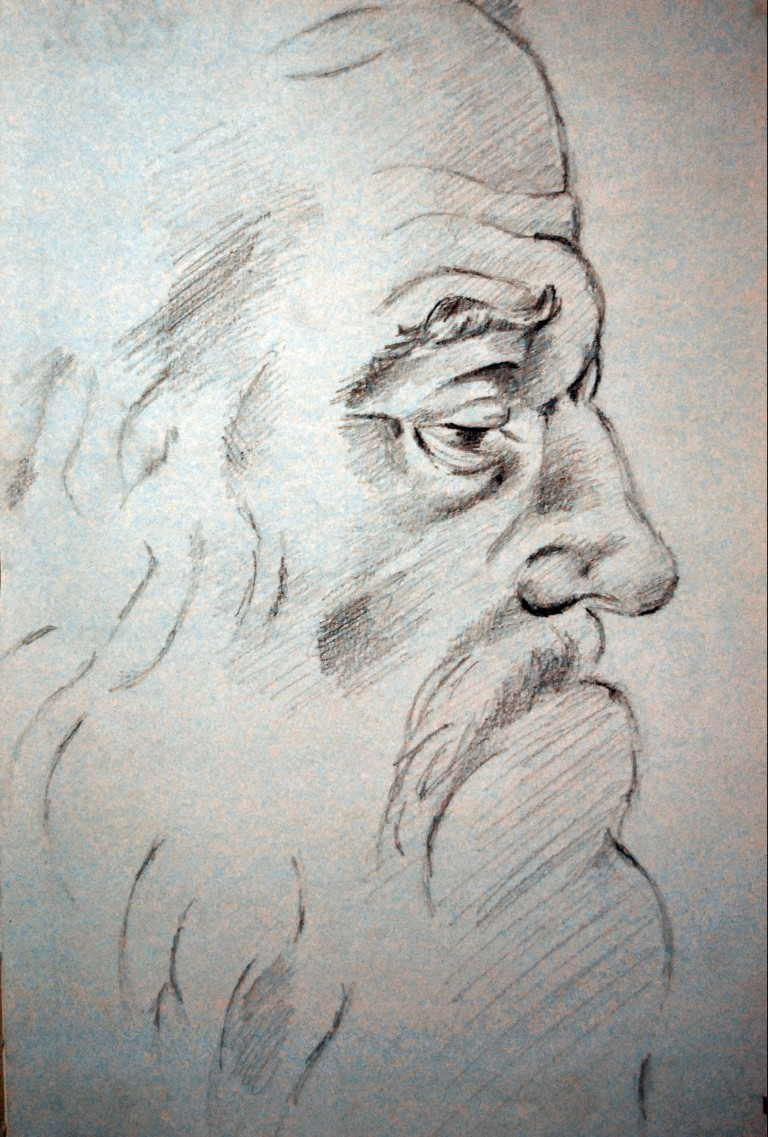 Sketch from Leonardo da Vinci