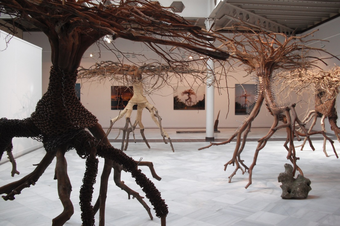 Art fairs special: favourites from ARCO, Art Madrid and Just Madrid 2011