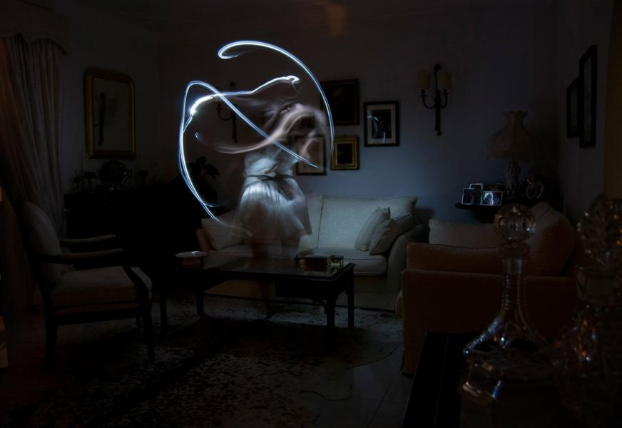 A Dance in the Dark: the featured project