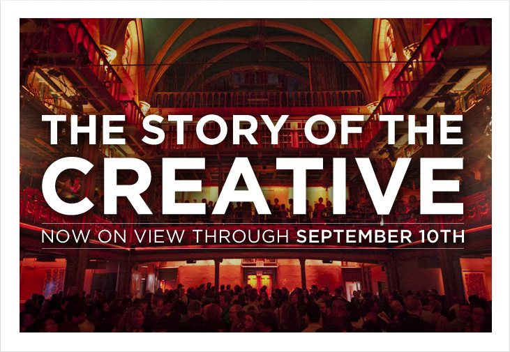 "Inauguration Photos: ""The Story of the Creative"" New York"