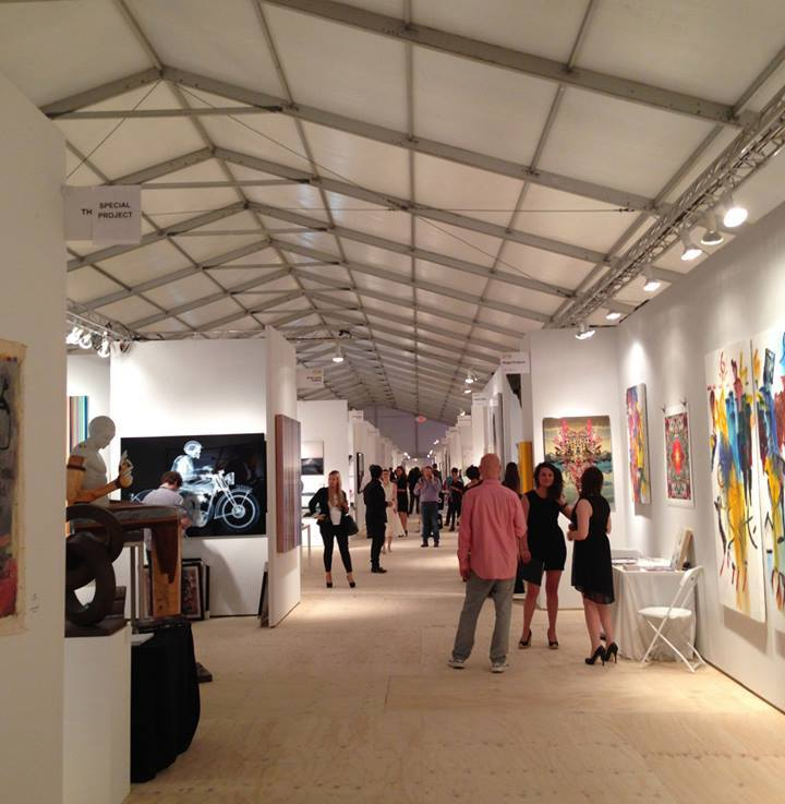 "Exhibition: ""Scope Art Fair"", Miami Beach"
