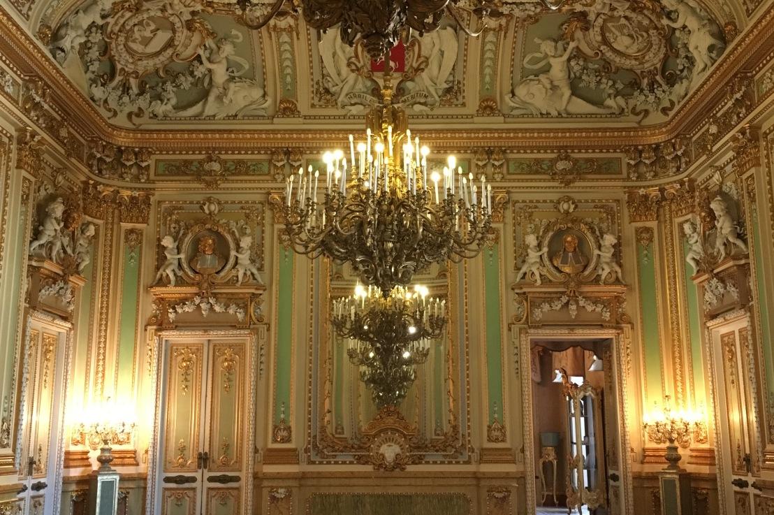 Discourse [14.4446, 35.9148]: PalazzoParisio