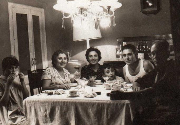 Fotos cedides per gentilesa de la família López Parra