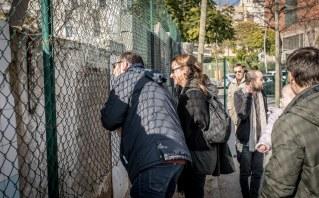 "Netai Halup ""Transmuted"" in ""L'últim passatge"" - Un tributo artístico para los vecinos del Passatge de Piera y la Colònia Castells. https://alexiamedici.com/l-ultim-passatge"