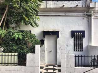 la bonita casa del no.5 del Passatge de Piera